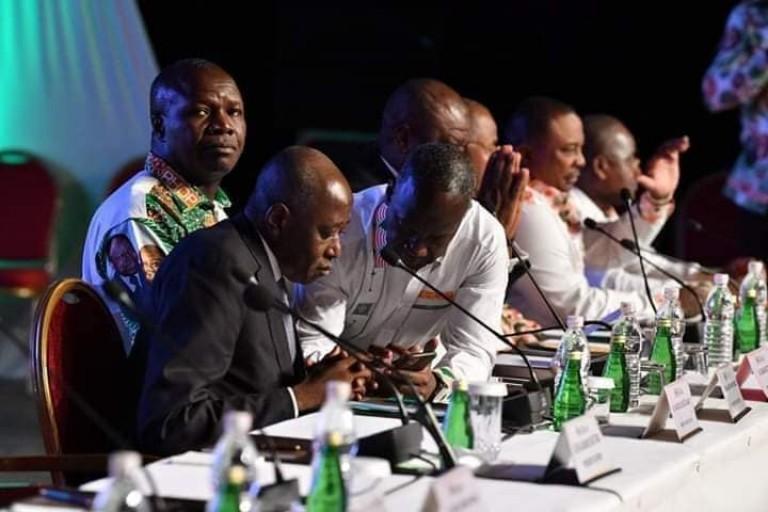 Hamed Bakayoko mis en mission par Ouattara pour annoncer la candidature d'Amadou Gon?