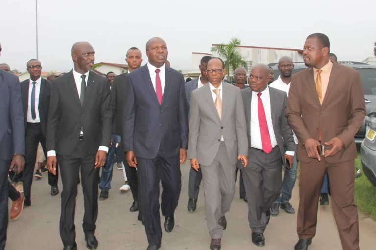 Mabri Toikeusse dans tous ses états après le choix de Gon Coulibaly comme candidat du RHDP