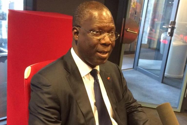 L'Ambassadeur Maurice Bandaman ouvre huit (8) Bureaux de vote en France