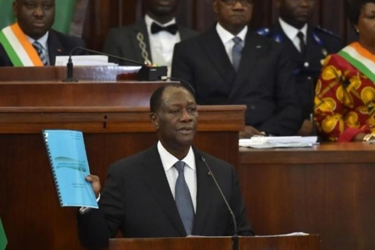 Révision de la Constitution : Ouattara déterminé à braver l'opposition