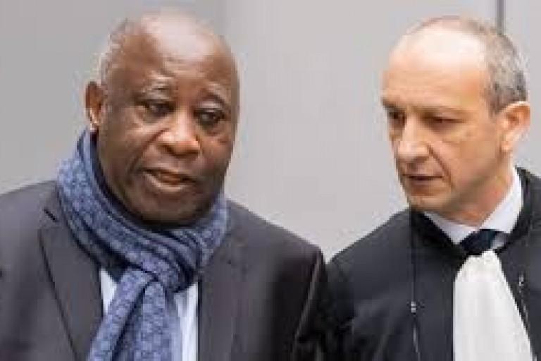 CPI : L' avocat de Laurent Gbagbo favorable au report de l'audience du 11 mai