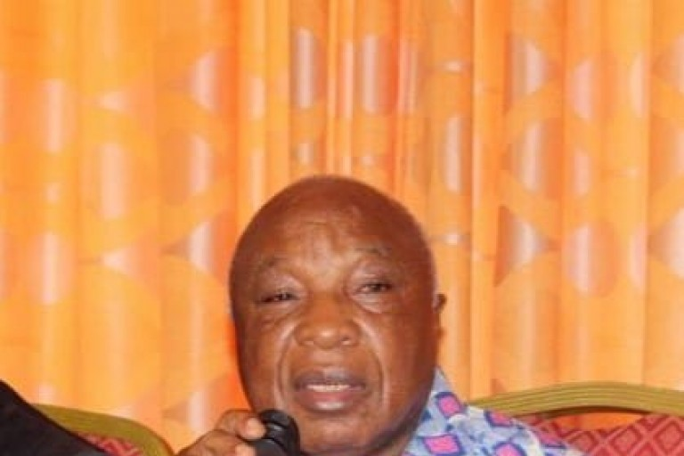 Justice : Dr Assoa Adou dit