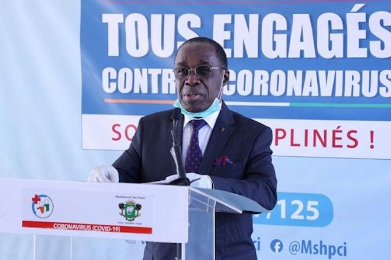 Dr Aka Aouélé et l'OMS pas sur la même longueur d'onde à propos du Covid-19