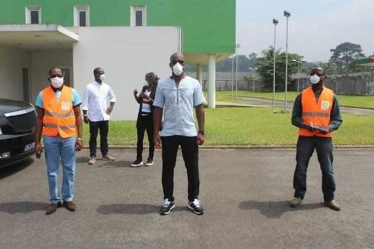 Drogba propose son hôpital comme centre de test du coronavirus