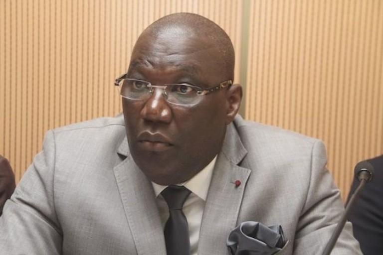 Pr Samba Mamadou, Directeur général de la Santé en Côte  d'Ivoire