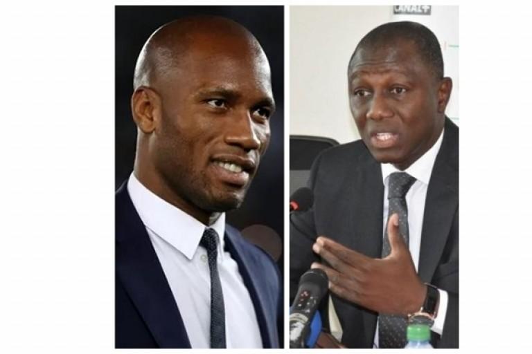 Drogba, Sory et Diallo, qui succédera à Sidy Diallo à la FIF ?