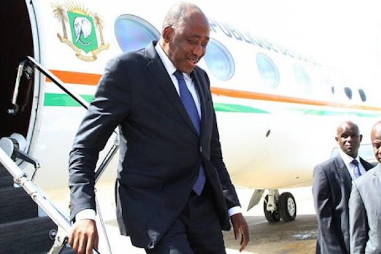 Amadou Gon Coulibaly de retour à Abidjan, ce mardi 2 juin