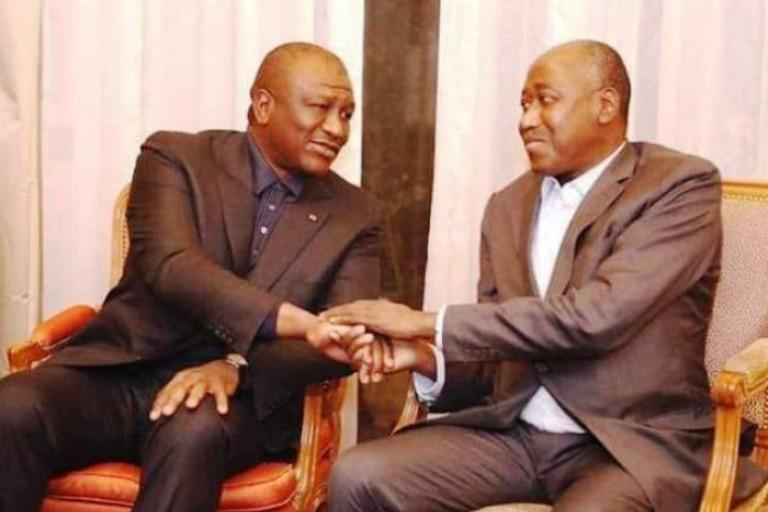 Présidentielle 2020, Hamed Bakayoko appelle à soutenir Amadou Gon