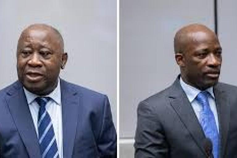 Des mesures de restrictions prises contre Gbagbo et Blé Goudé  volent en éclat