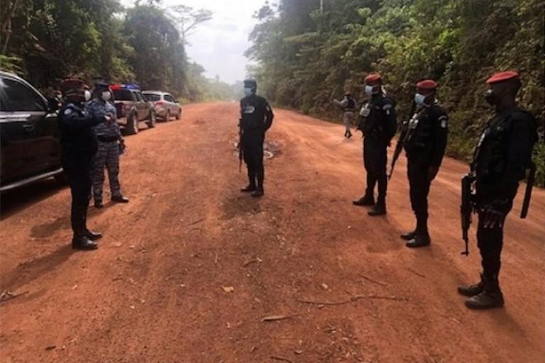 Militaires ivoiriens et burkinabè terrorisent les terroristes à leur frontière commune