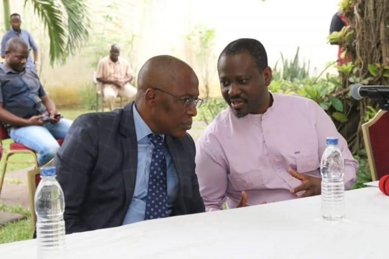 Mamadou Traoré, conseiller de Guillaume Soro a encore craché du feu contre Ouattara et le régime RHDP