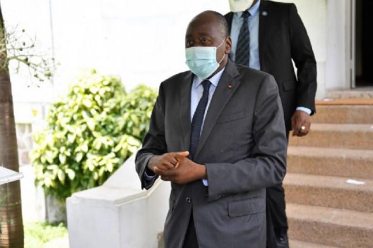 Amadou Gon Coulibaly a rencontré son médecin à Paris