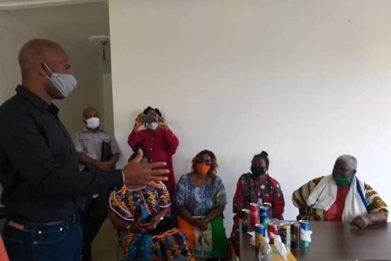 Candidat à la FIF, Drogba s'offre les Amazones de l'Africa Sports