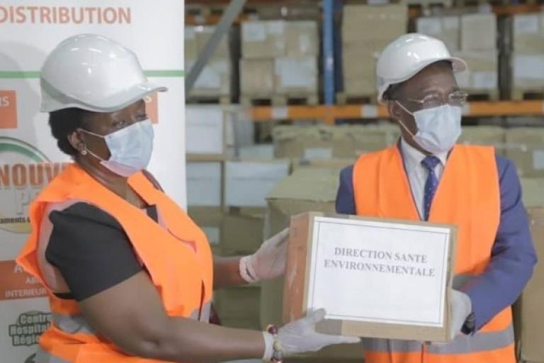 Covid 19, Ouattara centralise l'ensemble des contributions