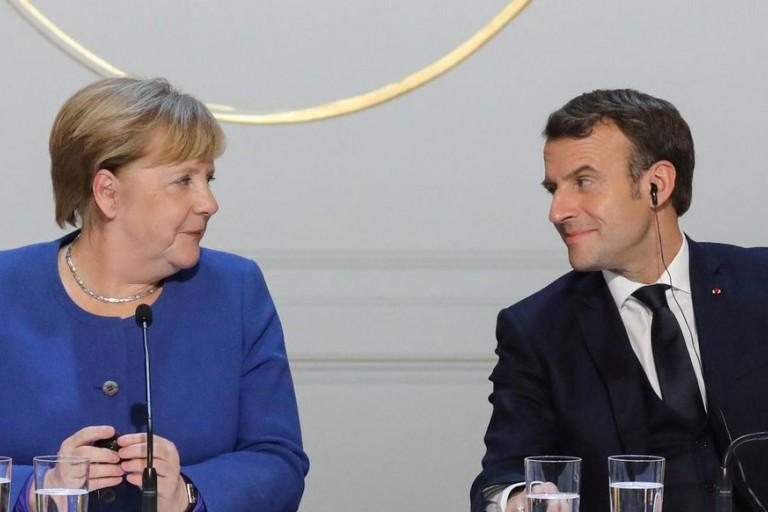Lutte contre la covid : Voici le plan de relance du couple Macron-Merkel