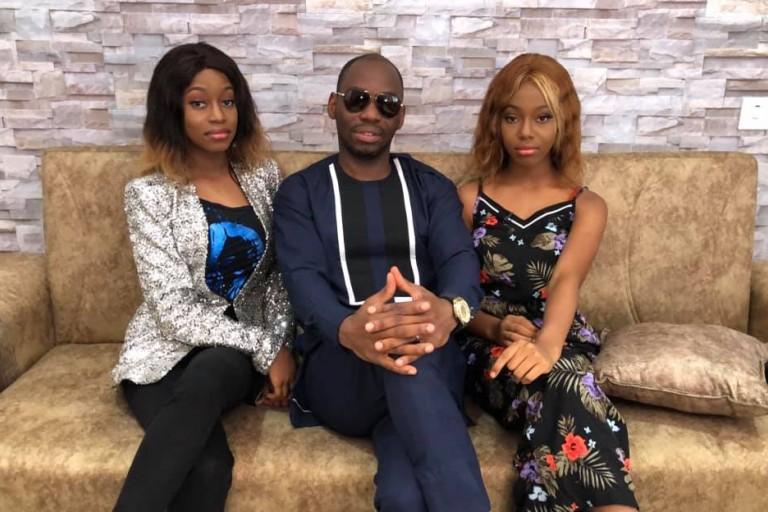 Les filles de Makosso: