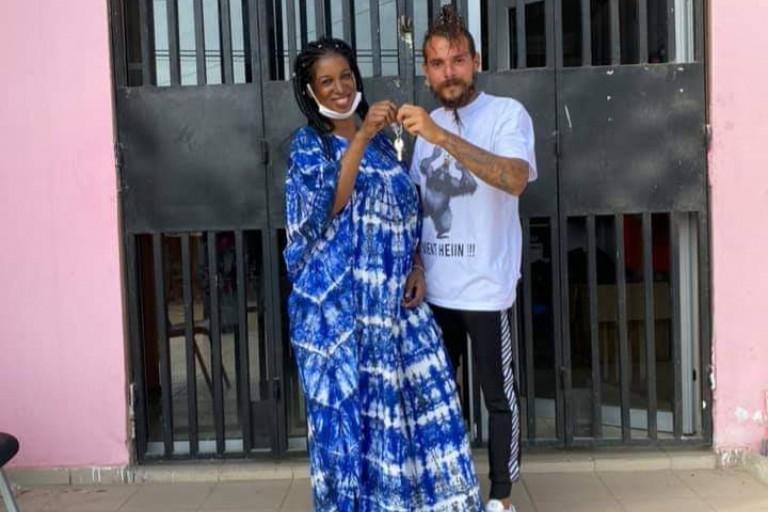 Badro Escobar gâte Olivette Anouma en lui offrant un restaurant