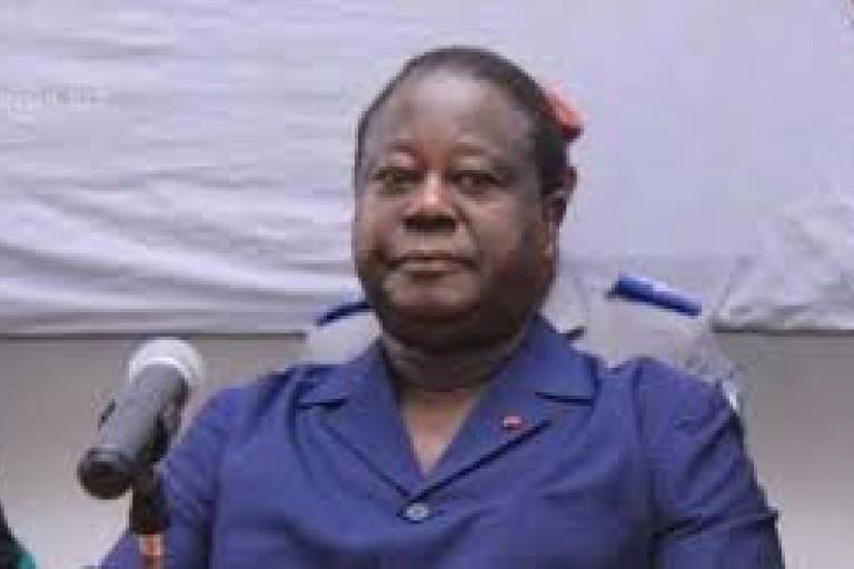 Bédié pleure avec Ouattara, la disparition d' Amadou Gon