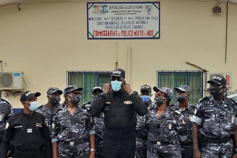 Le DG de la Police met ses hommes de Noé mission