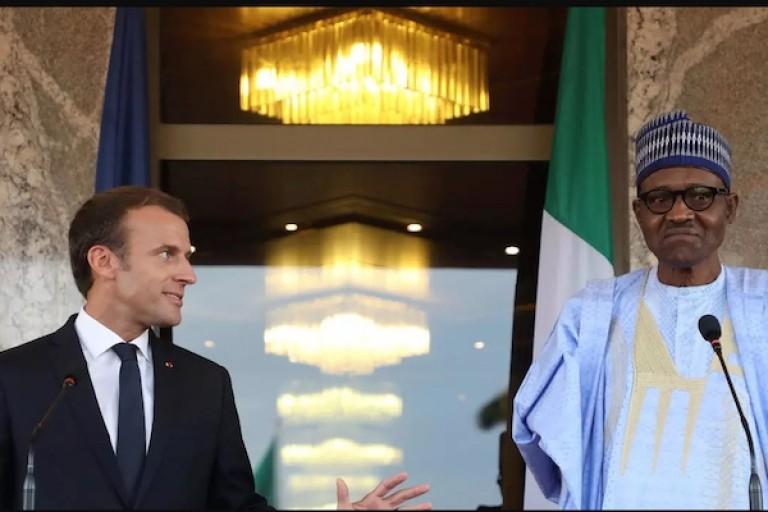 Macron et Buhari, bataille autour d'ECO