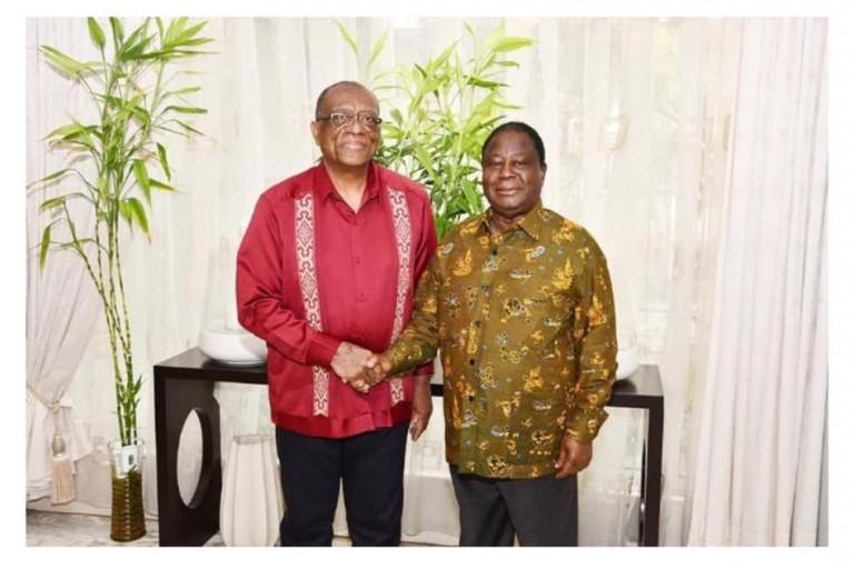 PDCI-RDA : KKB ou Bédié, Ezaley et la délégation de Grand-Bassam ont fait un choix
