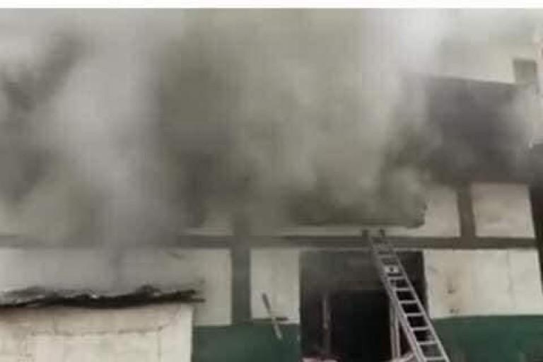Côte d'Ivoire : Le siège du PDCI-RDA à Adjamé  part en fumée