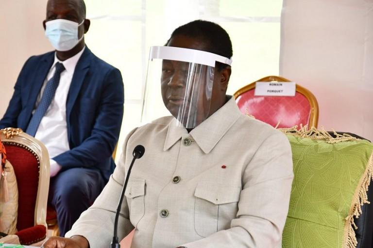 Henri Konan Bédié, prêt à défier le RHDP d'Alassane Ouattara