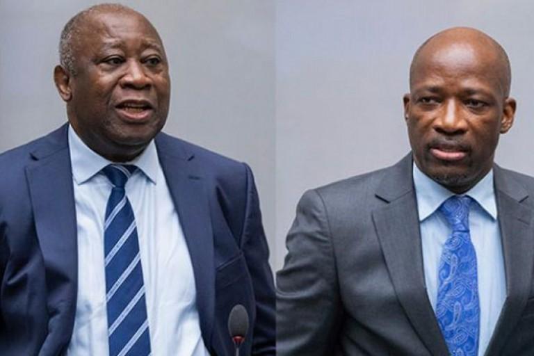 Charles Blé Goudé rend hommage à Laurent Gbagbo