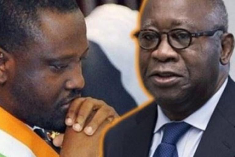 CPI: Le silence troublant de Soro sur les cas Gbagbo et Blé Goudé