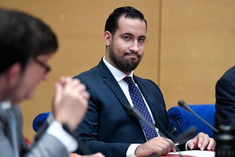 Alexandre Benalla, ancien homme de main de Macron