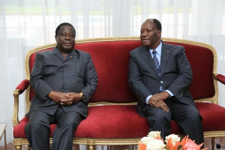 2020 : Bédié passe à l'attaque, la cinglante réplique de Ouattara
