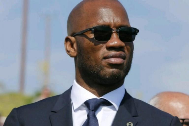Didier Drogba va devoir batailler pour être candidat