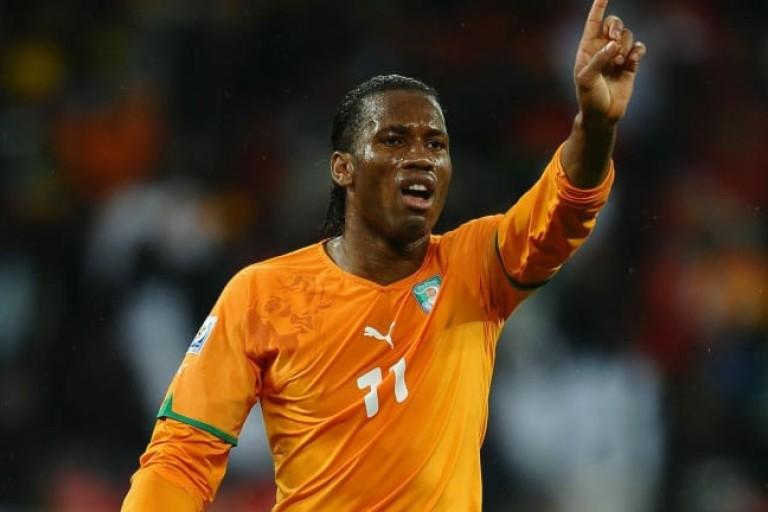 Didier Drogba espère avoir le soutien des médecins du sport