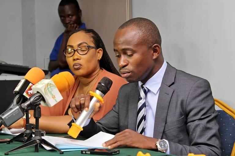 L'émouvant hommage du président du MOJACI à Amadou Gon