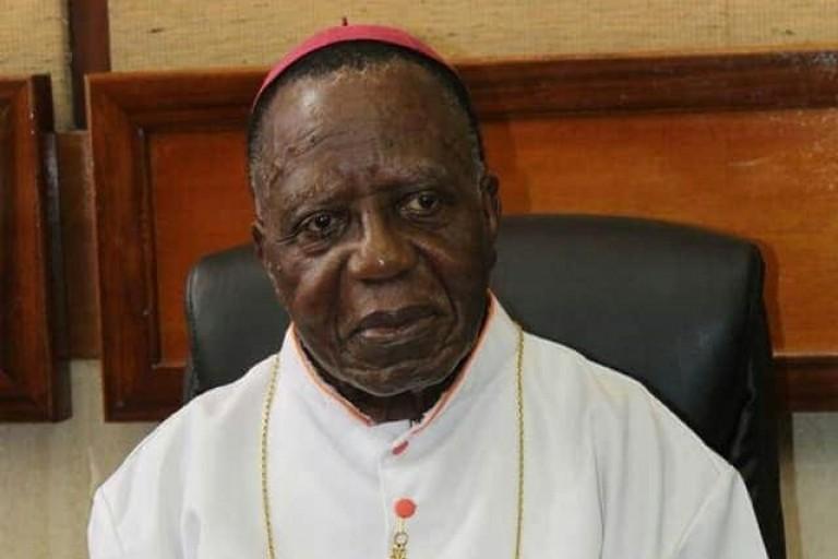Décès annoncé de l'Évêque Pierre Marie Coty, auteur des paroles  de l' Abidjanaise