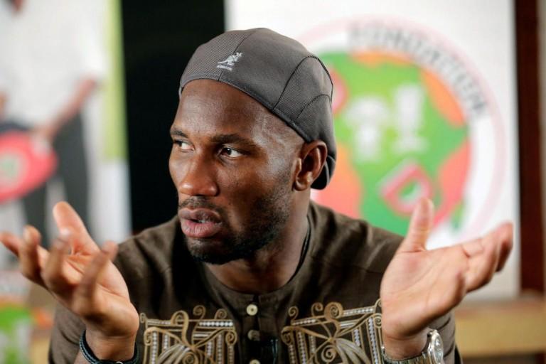 Njitap a fait le forcing pour Didier Drogba