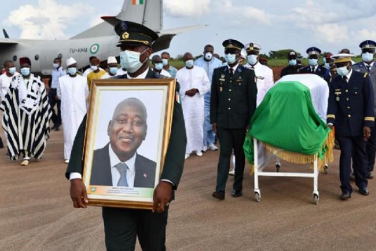 Obsèques de Gon Coulibaly, le ministère appelle à respecter les mesures barrières