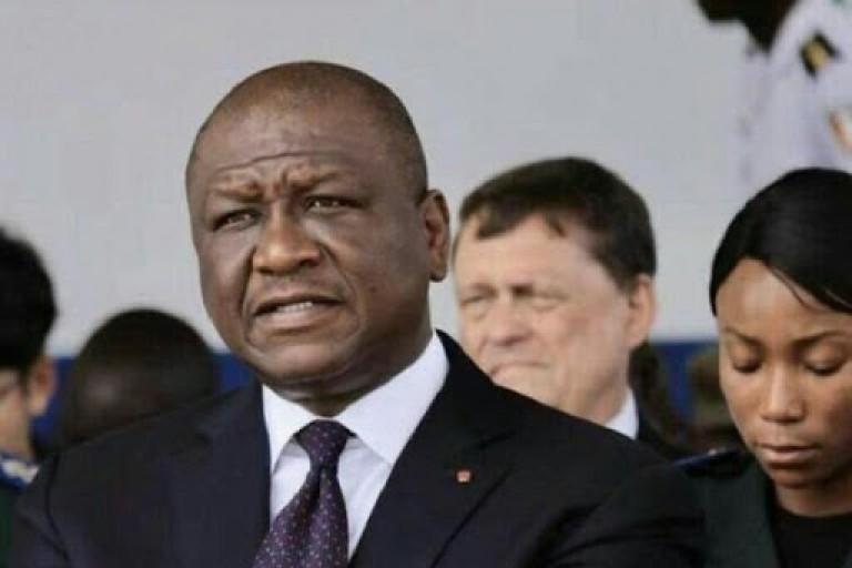 Hamed Bakayoko disqualifié de la course présidentielle