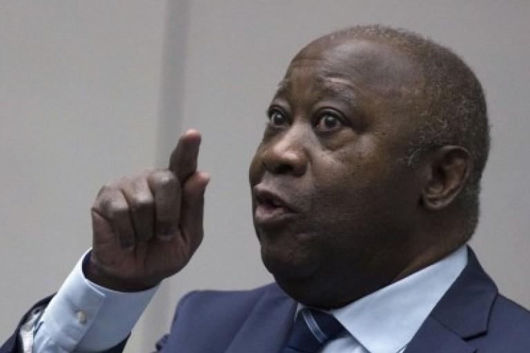 Grosse colère de Laurent Gbagbo suite à son retrait du listing électoral