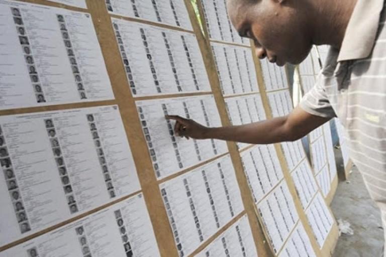 Liste électorale: Samba David dénonce des