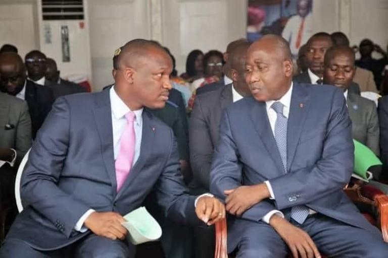 Mamadou Touré rend hommage à Amadou Gon Coulibaly