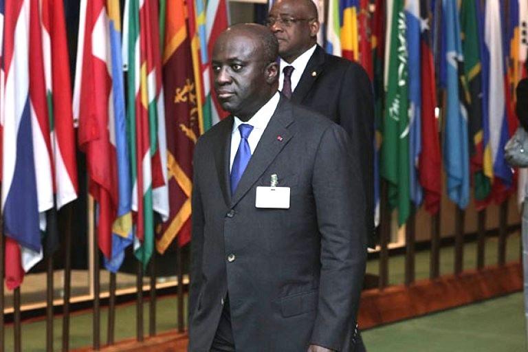 Le message de Marcel Amon-Tanoh à Alassane Ouattara