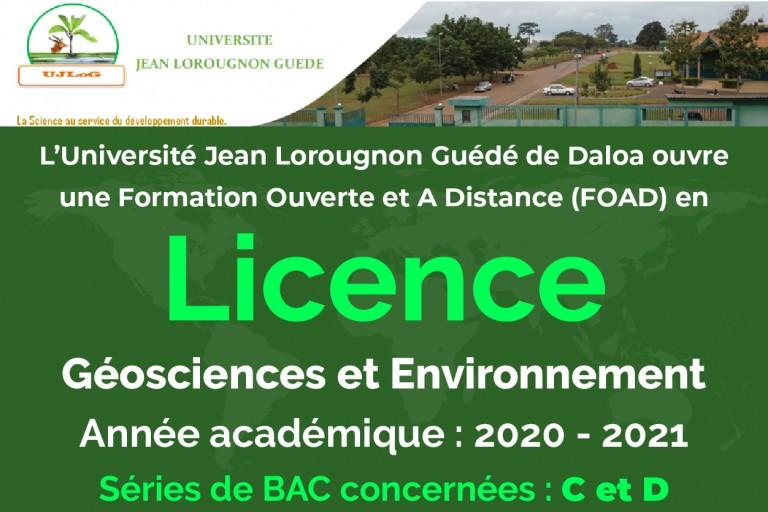 L'Université Lorougnon Guédé de Daloa vers la transformation digitale