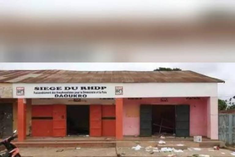 Bédié ne condamne pas les violences à Daoukro