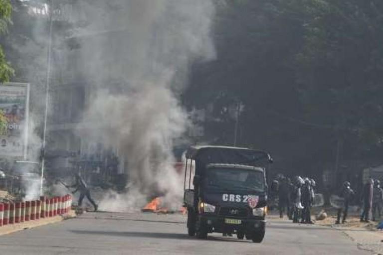 Manifestations anti Ouattara: 05 morts, 104 blessés et 05 incendiés