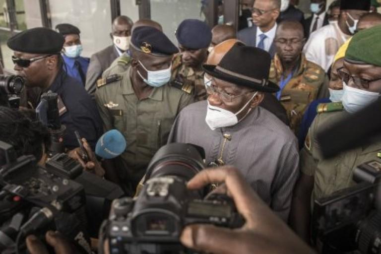 Jonathan Goodluck dépêché auprès d'Assimi Goïta, de la junte militaire et des partie prenante à la transition