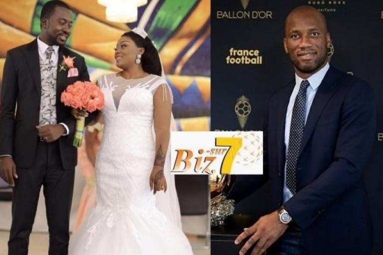 FIF: Le cas Drogba divise L'Homme Saga et son épouse Bamba Ami Sarah