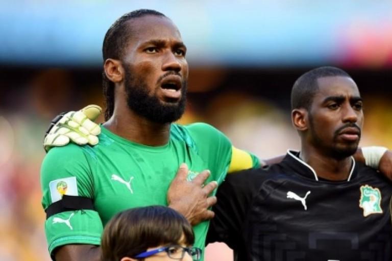 Didier Drogba est soutenu par Copa Barry