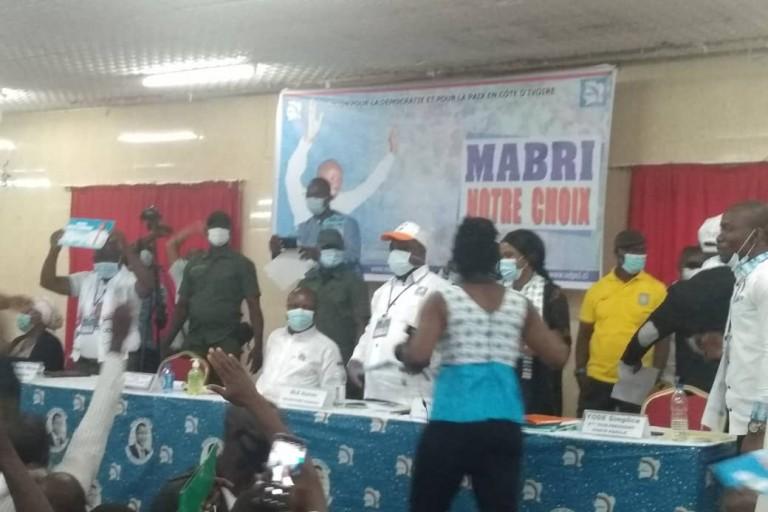 Côte d'Ivoire: Le dernier bastion du RHDP est tombé, l'UDPCI est partie