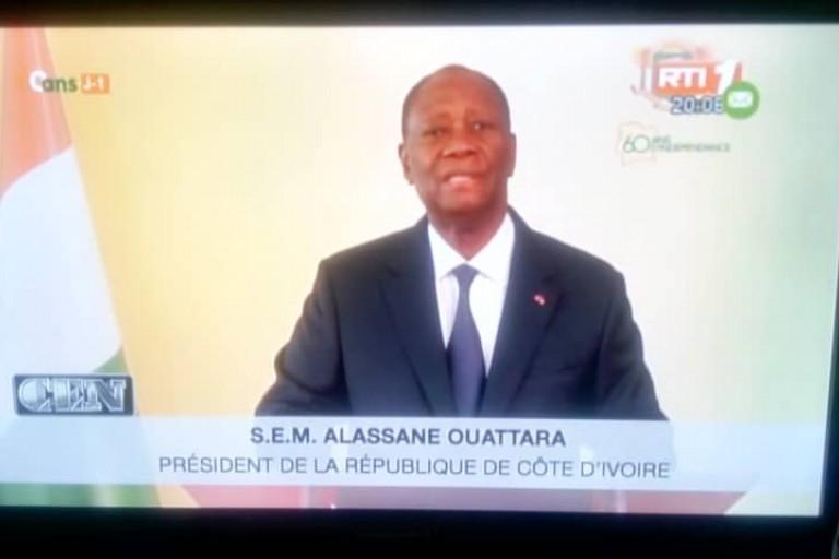 Alassane Ouattara: